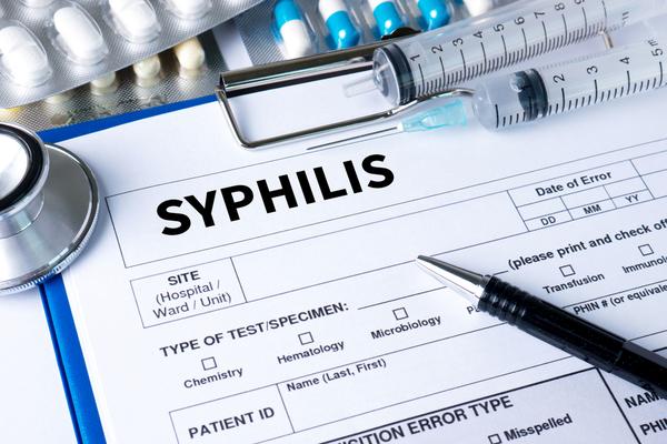 Syphilis treatment & diagnosis