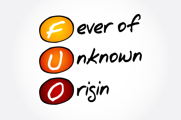 PUO - fever of unknown origin
