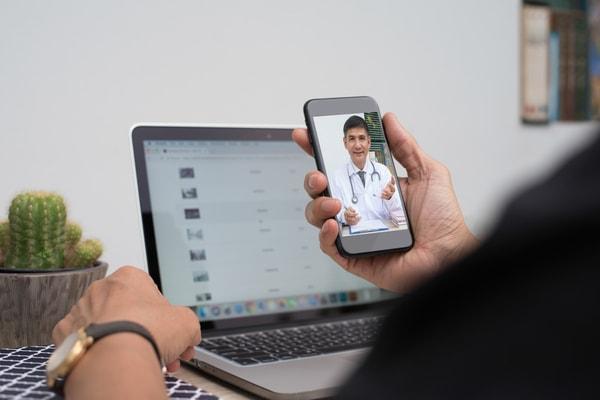 telephone medical consultation